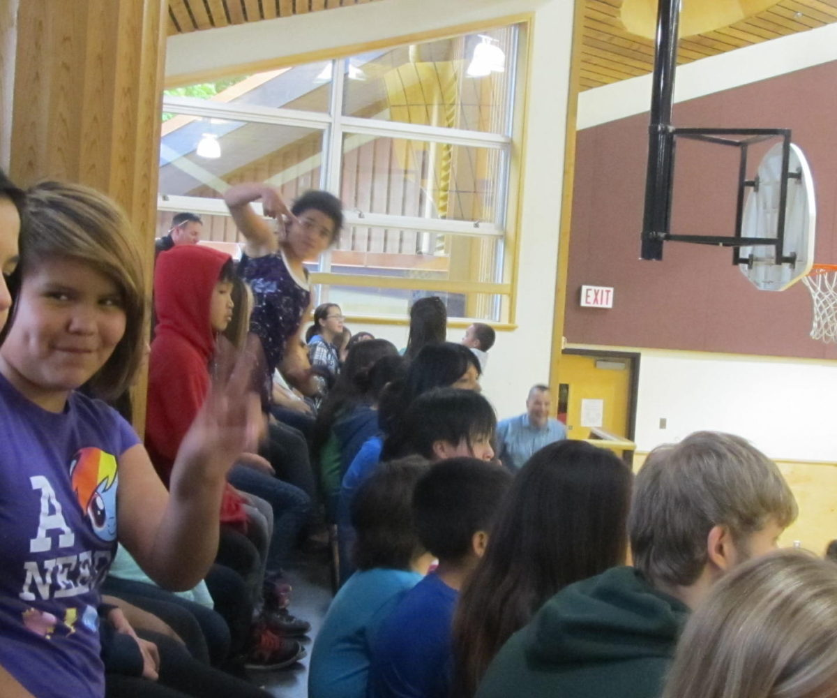 Elementary school band